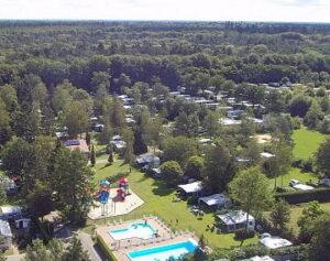 camping-zeven-heuveltjes-drenthe-overzicht
