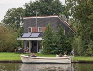 vakantiepark-kuilart-friesland-boot-water-varen