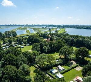 camping-koornmolen-zuid-holland-water