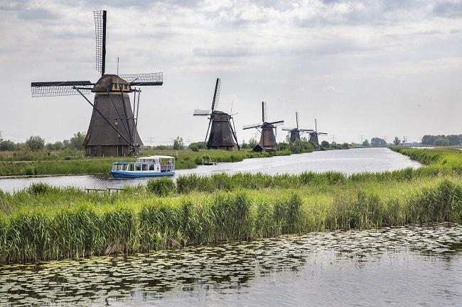 kinderdijk-toerisme-molens-zuid-holland