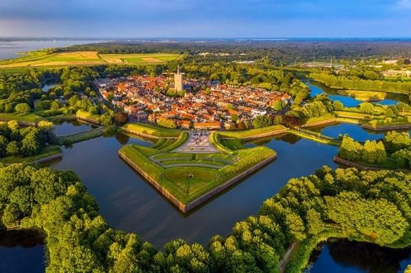 bezienswaardigheden-noord-holland-naarden-vestingstad