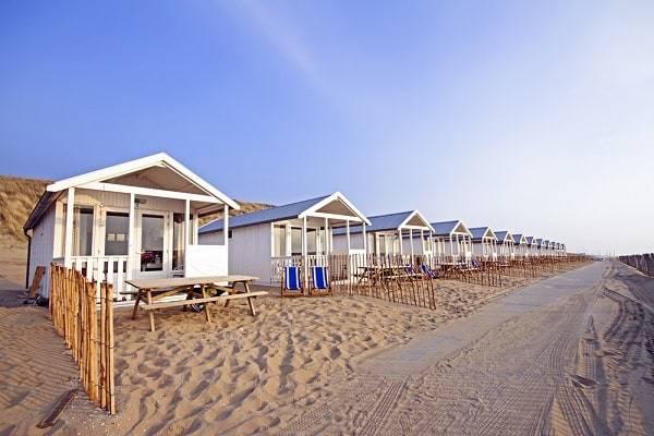 strandhuisjes-provincie-noord-holland-vakantieparken